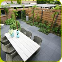 Ontwerp kleine tuin - Tuin ontwerp foto ...