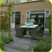 Ontwerp kleine tuin - Ontwerp van de tuin ...